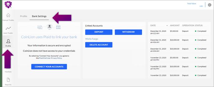 coinlion bank settings-1
